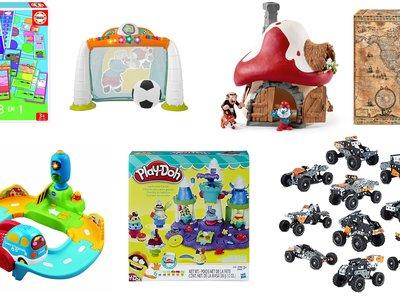 Quedan 9 días para nochebuena: 7 juguetes para regalar por menos de 27 euros en Amazon