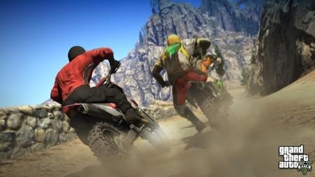 Y aquí tenemos tres nuevas imágenes del 'Grand Theft Auto V', tal y como nos prometieron