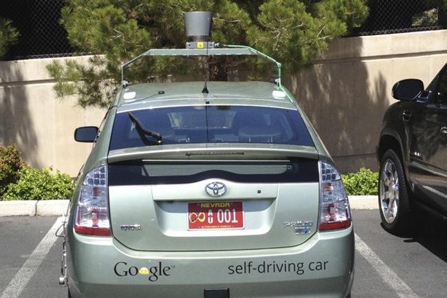 Coche autónomo de Google 06
