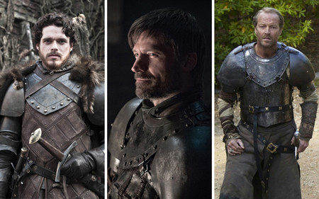 Jaime Lannister Armadura Rob Stark Teorias Fan Juego De Tronos