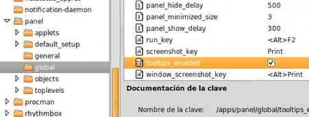 Desactivar tooltips