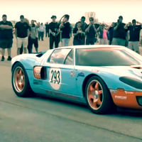¡Cuidado, Bugatti! Un Ford GT 2006 rompió la barrera de los 480 km/h