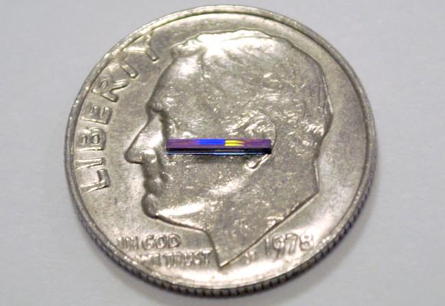 Lidar Sensor Chip