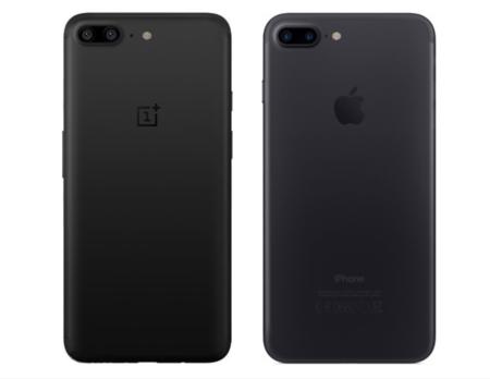 Imagen de prensa del OnePlus 5
