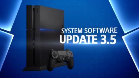 Estas son las 6 novedades no anunciadas que incluye la actualización 3.50 de PlayStation 4