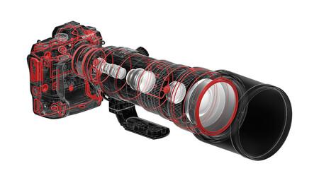 Olympus M Zuiko Digital Ed 150 400mm F45 Tc125x Is Pro 06