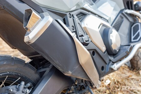 Honda X Adv 2021 Prueba 023