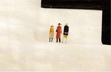 Campaña de Marc Jacobs para la temporada otoño-invierno 2007/2008