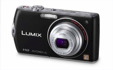 Nueva Lumix DMC-FX70 de Panasonic