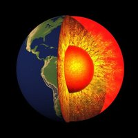 Un nuevo tipo de material en las profundidades de la Tierra