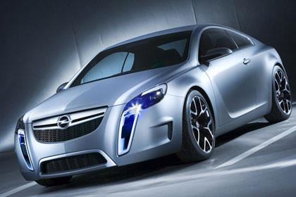 Opel Coupé GTC Concept 2007