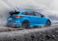 Aprende a sacar todo el provecho de tu Focus RS con las clases gratis que Ford dará a los dueños del auto
