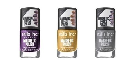 Magnetic polish nails inc