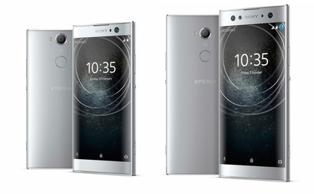 Sony Xperia XA2: así ha evolucionado la gama media de Sony, que se pasa a Qualcomm