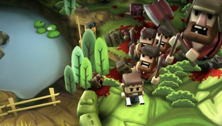 John Gore vuelve a casa por navidad con Minigore 2: Zombies, a fondo