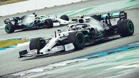 Bottas Alemania F1 2019
