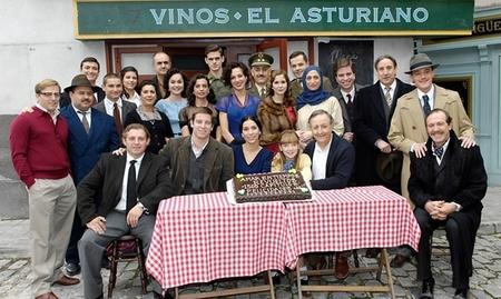 La próxima temporada de 'Amar en tiempos revueltos' se emitirá en enero... y en Antena 3