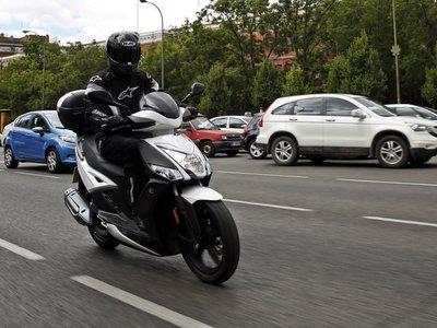 Mañana se activa por primera vez el Escenario 3 en Madrid y así afecta a las motos