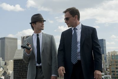 'White Collar' tendrá cuarta temporada
