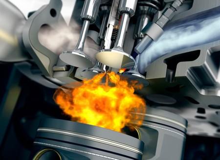 Camara De Combustion De Inyeccion Directa