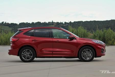 Ford Kuga 2020 Prueba 160