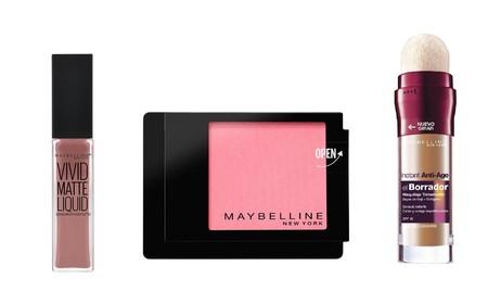 En Amazon 30% de descuento en los productos de maquillaje de la marca Maybelline