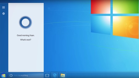 Cortana En Windows 7