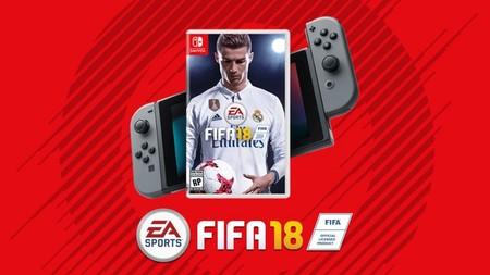 FIFA 18: la versión de Nintendo Switch y la de Xbox One frente a frente en un doble gameplay