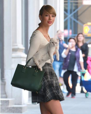 La vuelta al cole por Taylor Swift