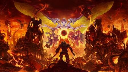 El infierno de DOOM Eternal abrirá un portal a Nintendo Switch el 8 de diciembre