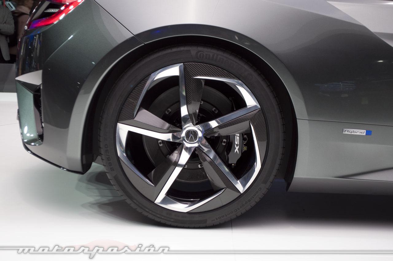 Foto de Honda NSX Concept (10/10)