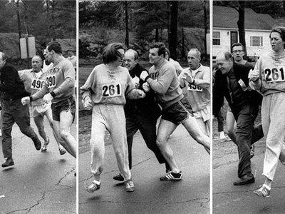 De Kathrine Switzer a la maratón de Boston 2017: así han cambiado sus cifras de participación