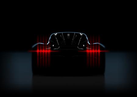 """Aston Martin tendrá otro hypercar y será un hermano menor del Valkyrie, se llamará """"003"""""""