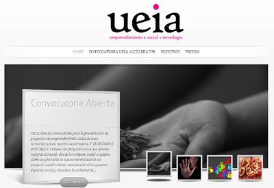 Abierta la convocatoria de 2012 de UEIA Accelerator