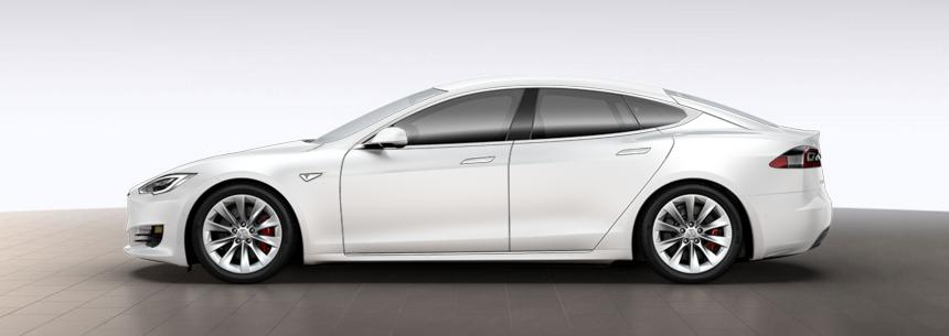 Foto de Tesla Model S (4/9)