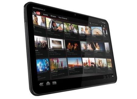 Motorola Xoom (Europa) se actualizará a Android 3.1 la semana que viene