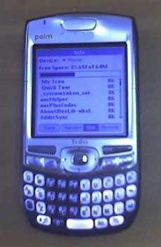 Treo 680, el smartphone de Palm de bajo coste