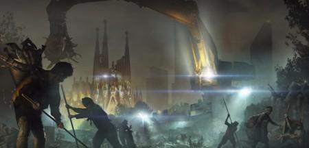 ¿Cómo serían Barcelona o París en Deus Ex: Mankind Divided? Estas imágenes te lo muestran