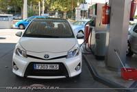 Toyota Yaris Hybrid, prueba (valoración y ficha técnica)