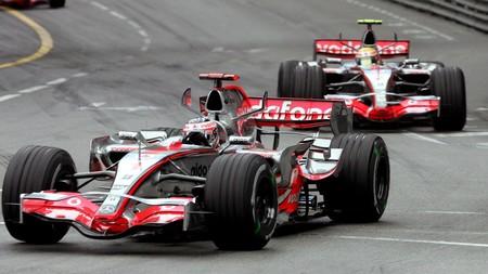 Alonso Monaco F1 2007