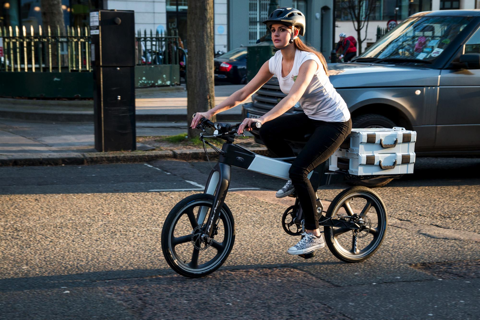 Foto de Ford Mode:Me y Mode:Pro, bicicletas eléctricas (16/16)