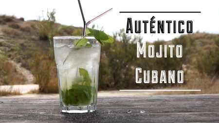 receta original del mojito cubano