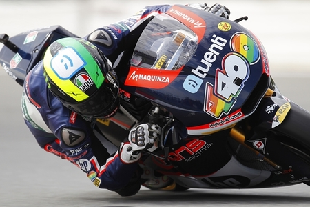 Pol Espargaro moto2 misano 2012