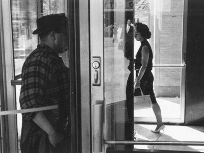Lee Friedlander, el más influyente fotógrafo del paisaje social