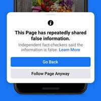 Facebook endurece sus medidas contra los usuarios que comparten noticias falsas repetidamente: sus publicaciones se verán menos