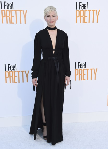 i feel pretty red carpet Michelle Williams