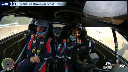 Hyundai i20 WRC copilotaje con Dani Sordo