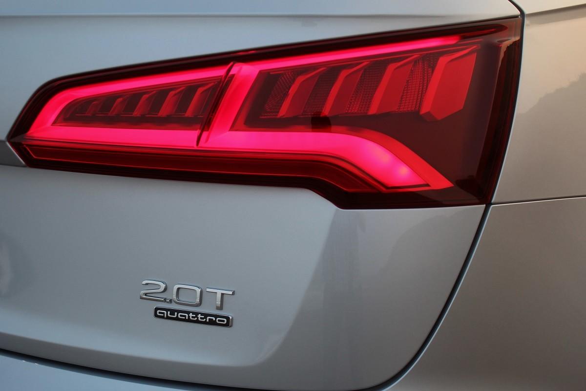 Audi Q5 2018 (18/25) Audi Q5