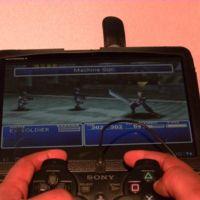 Usando un mando de la PS3 con la Motorola Xoom