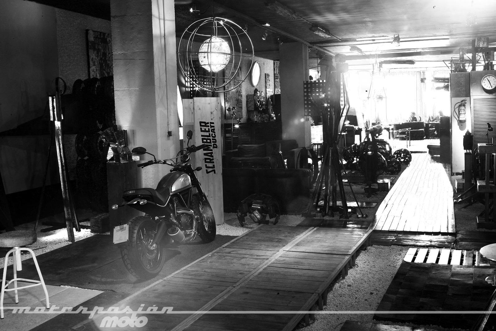 Foto de Ducati Scrambler, presentación 1 (28/67)